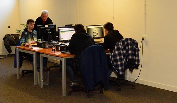 Groep Webdesign: individuele leerweg
